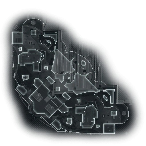 Plaza Map Layout