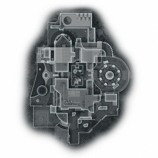 Raid Map Layout