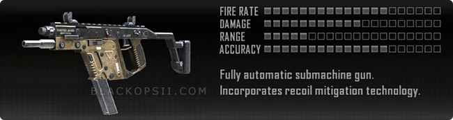 VECTOR K10 Stats And Description